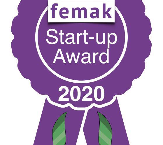 2 femak Start up Award 2020